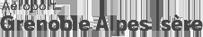 Logo de Aéroport de Grenoble
