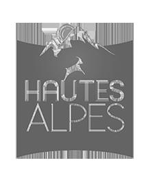 Logo de Hautes alpes